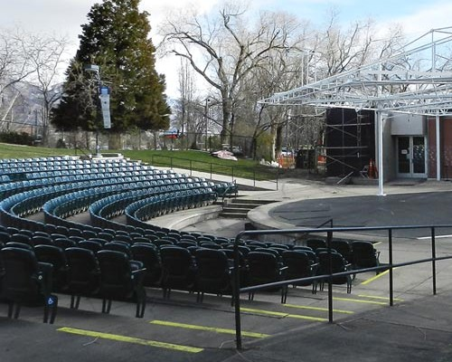 Amphitheater Expansion in Layton